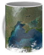 Algal Blooms In The Black Sea Coffee Mug