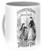 Alger: Tattered Tom Coffee Mug by Granger