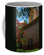 Alhambra Water Tower Windows And Door Coffee Mug