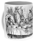 Alice In Wonderland Coffee Mug by Photo Researchers, Inc.