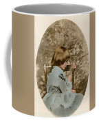 Alice Liddell, Alices Adventures Coffee Mug by Science Source