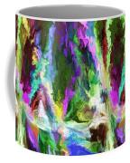 Alien Garden 082012 Coffee Mug