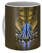 Alien Landing Coffee Mug