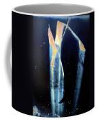 Alien-looking Rust Coffee Mug