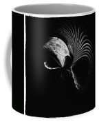 Alien Mask Coffee Mug