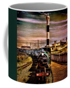 All Aboard Coffee Mug