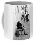 Alley Stop Coffee Mug