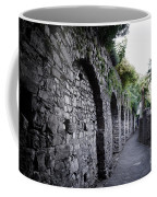 Alley With Arches Coffee Mug