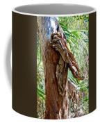 Alligator Cypress Knot Coffee Mug