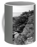 Alone Time Bw Coffee Mug