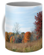 Alone With Autumn Coffee Mug