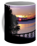 Alone With God Coffee Mug by Karen Wiles