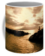 Alone With Your Thoughts Coffee Mug