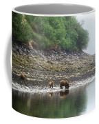 Along Geographic Bay Coffee Mug