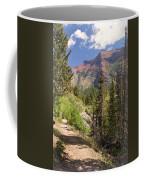Along St. Mary's Lake Trail Coffee Mug