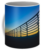 Along The Bridge Coffee Mug