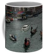 Along The Canal Coffee Mug