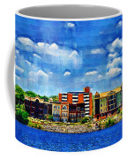 Along The Tennessee River In Decatur Alabama Coffee Mug