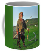Along The Viking Trail Coffee Mug