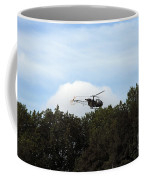 Alouette II Of The Belgian Army Coffee Mug by Luc De Jaeger