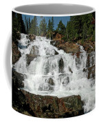 Alpine Falls Glen Alpine Falls Lake Tahoe Coffee Mug