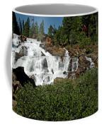 Alpine Falls Lake Tahoe II Coffee Mug