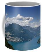 Alpine Lake And Mountains Coffee Mug
