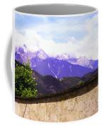 Alpine Wall Coffee Mug