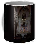 Altar Shadowed And Shining Coffee Mug