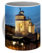 Altare Della Patria Coffee Mug