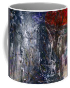 Altered Second Movements Coffee Mug by Linda Sannuti