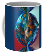 Alternate Realities 4 Coffee Mug by Angelina Vick