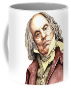 Alun Armstrong Plays Jeremiah Flintwich Coffee Mug
