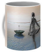 Always Looking To The Light Coffee Mug by Betsy Knapp