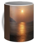 Amalfi Sunset Coffee Mug