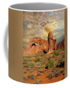 Amber Arches Coffee Mug