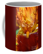 Amber Stripes Coffee Mug
