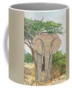 Amboseli Elephant Coffee Mug