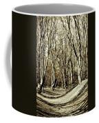 Ambresbury Banks Iron Age Fortification Coffee Mug