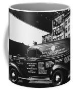 Ambulance, Late 1930s, Nyc Coffee Mug
