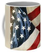 America Flag Coffee Mug