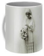 American Bride, C1925 Coffee Mug
