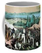 American Civil War, Battle Of Baton Coffee Mug