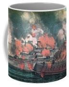American Civil War, Great Fight Coffee Mug
