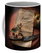 American Cookery 1790 Coffee Mug