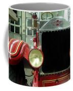 American Lafrance Fire Truck Coffee Mug