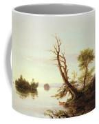 American Lake Scene Coffee Mug