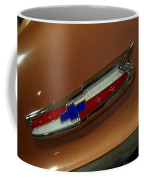 Chevrolet Hood Emblem Coffee Mug