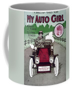 American Song Sheet, 1904 Coffee Mug