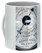 American Steam Gauge Coffee Mug